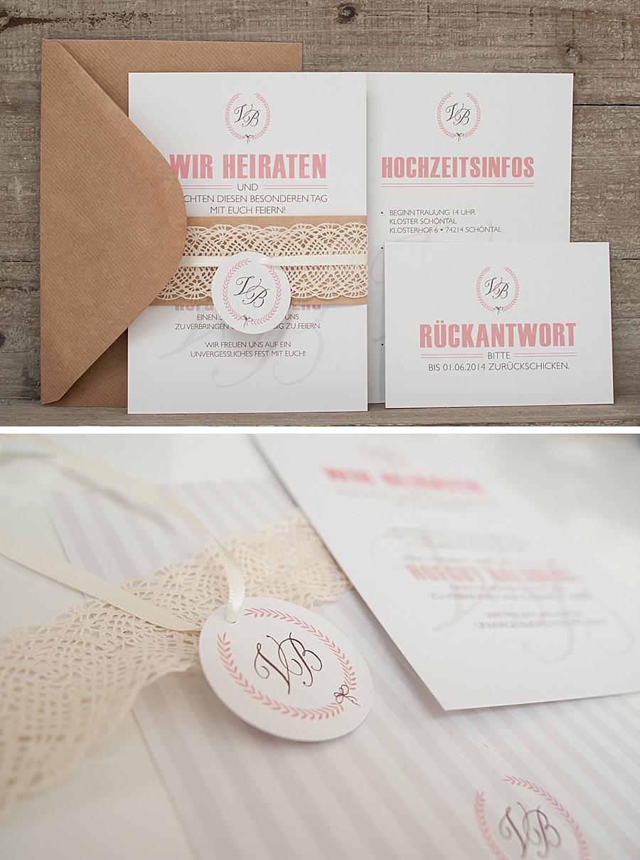 Vintage Einladungskarten Hochzeit – ledeclairage.net